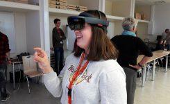 Schüler_innen erkunden virtuelle Welten