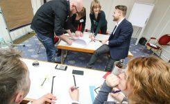 Dem Wunsch-Arbeitgeber ein kleines Stück näher: IHJO-Workshop zur Potenzialanalyse für Studierende