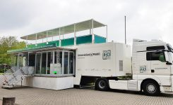 Ein Science Truck für die Region