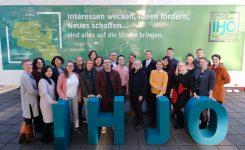 Projektträger Jülich zu Gast bei der IHJO