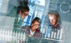 PraxisEvent: Studierende netzwerken mit Unternehmensvertretern