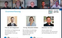 Meetup: Nachhaltigkeit durch Digitalisierung   Enabler, Treiber oder Widerspruch