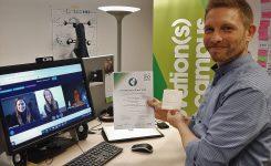 Innovationspreis für Aufklärungs-Chatbot