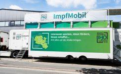 Das IHJO ImpfMobil als Ergänzung für Impfkampagnen im Nordwesten